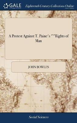 A Protest Against T. Paine's Rights of Man