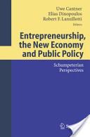 Entrepreneurship, the New Economy and Public Policy