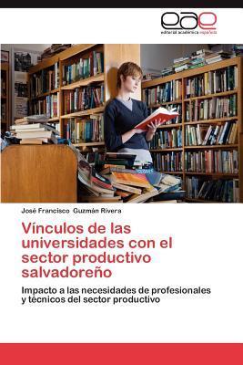 Vínculos de las universidades con el sector productivo salvadoreño