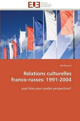 Relations Culturelles Franco-Russes