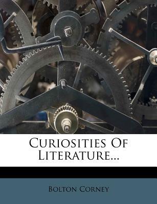 Curiosities of Literature...
