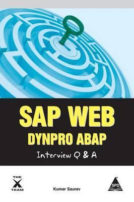 SAP Web Dynpro ABAP Interview Q&A