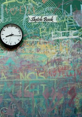Graffiti Clock Sketchbook