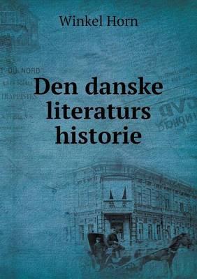 Den Danske Literaturs Historie