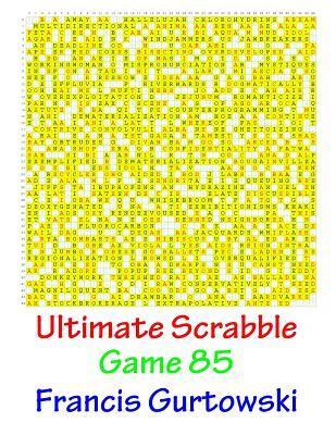 Ultimate Scrabble Game