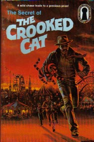 The three investigators in The secret of the crooked cat
