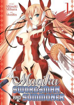 Magika Swordsman and Summoner 1