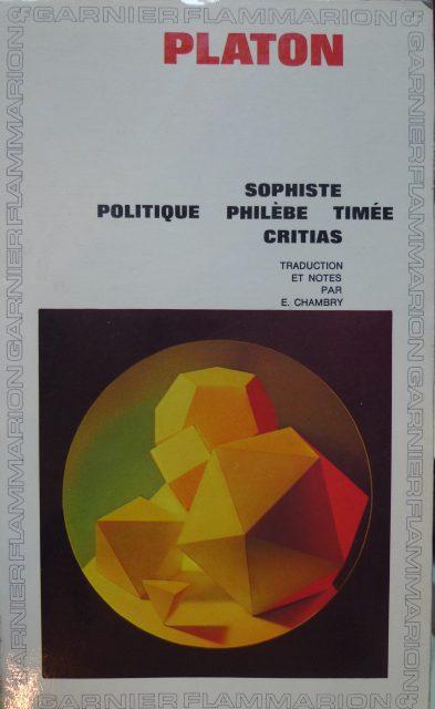 Sophiste. Politique....