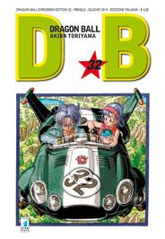 Dragon Ball Evergreen Edition vol. 32
