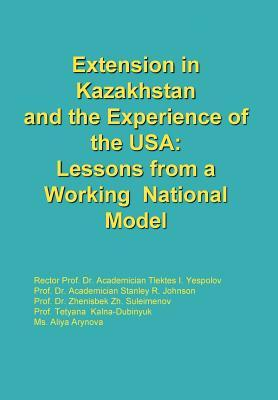 Extension in Kazakhstan and the Experience of the USA