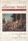 The American Record, Volume 1
