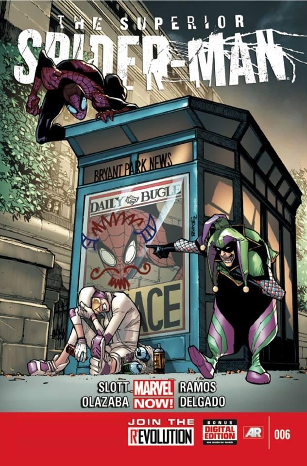 The Superior Spider-Man Vol.1 #6
