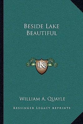Beside Lake Beautiful