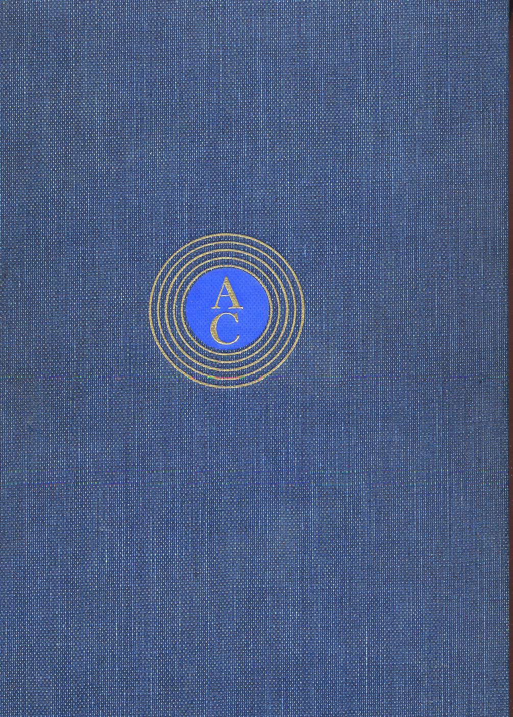 Enciclopedia Garzanti - Vol. I