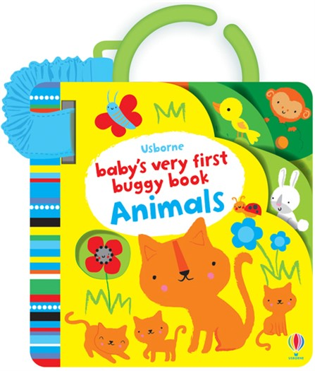 Baby's Very First Buggy Book Animals