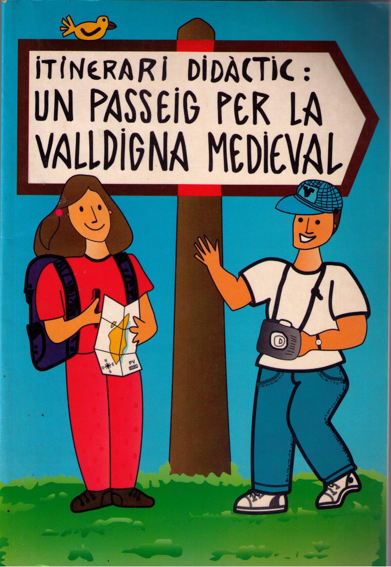 Itinerari didàctic: Un passeig per la Valldigna medieval