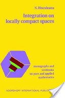 Integration on locally compact spaces