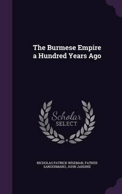 The Burmese Empire a...