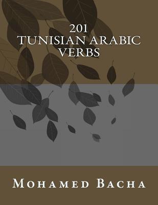 201 Tunisian Arabic Verbs