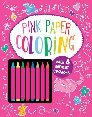 Pink Paper Coloring