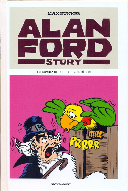 Alan Ford Story n. 6...