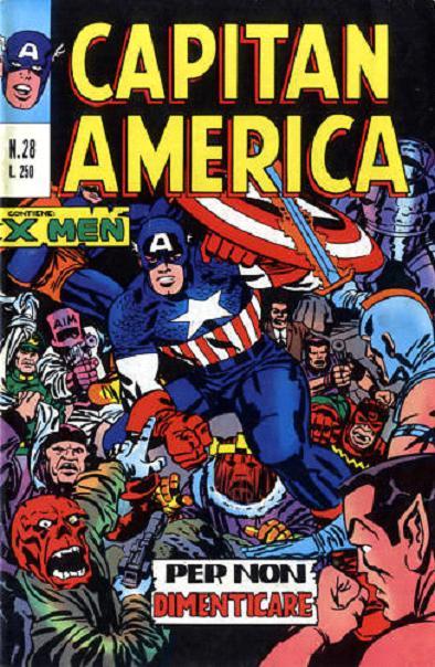 Capitan America n. 28