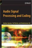 Audio Signal Processing and Coding