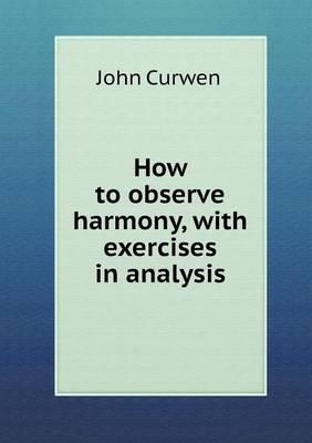 How to Observe Harmo...