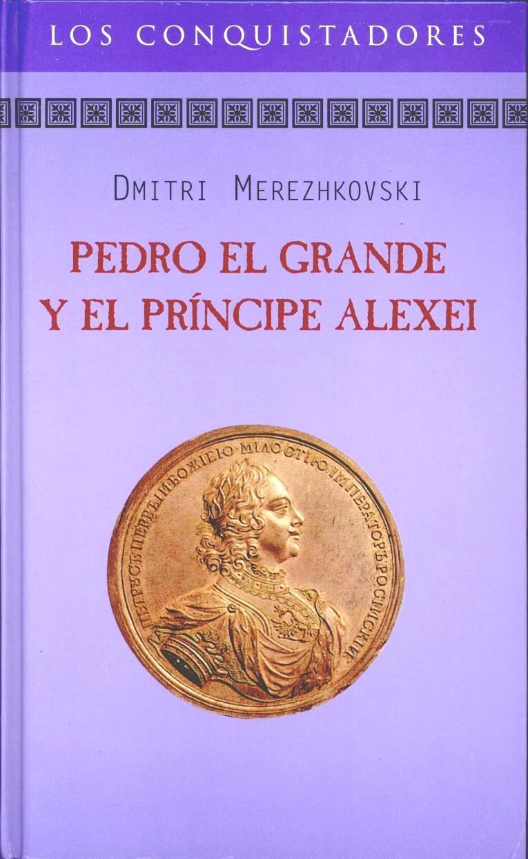 Pedro el grande y el Principe Alexei