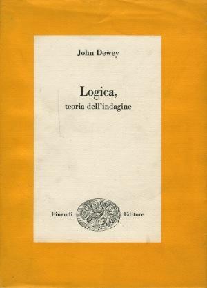 Logica, teoria dell'indagine