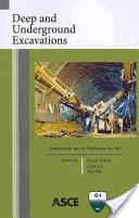 Deep and underground excavations