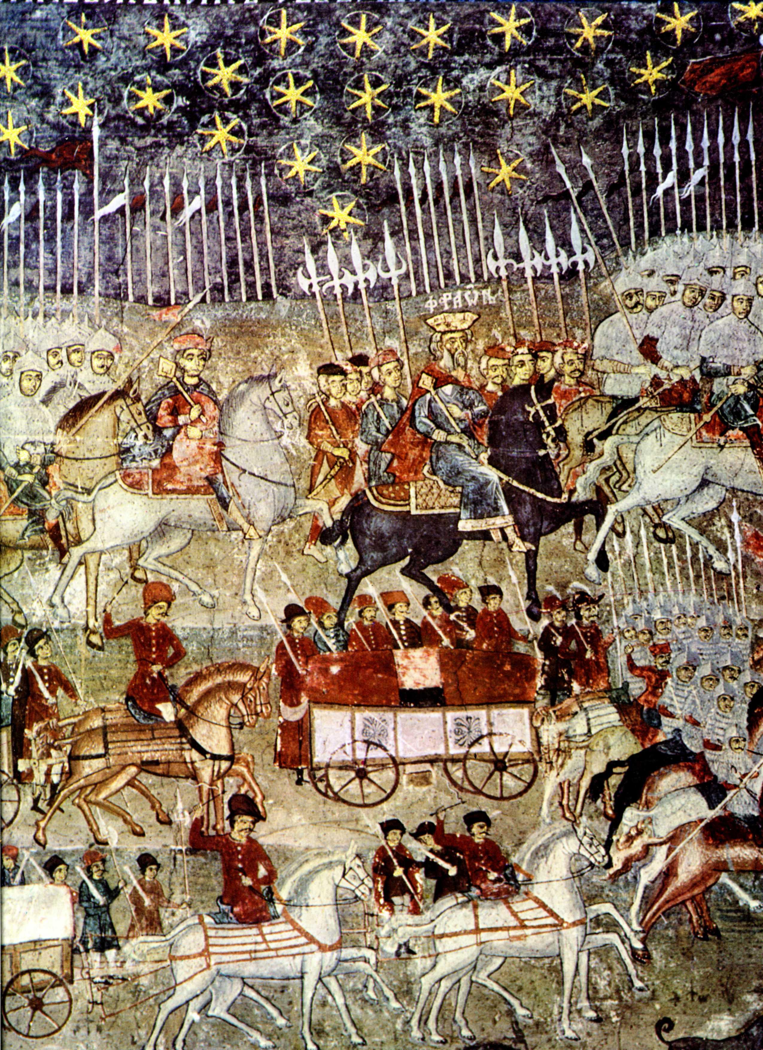Moldavian Murals