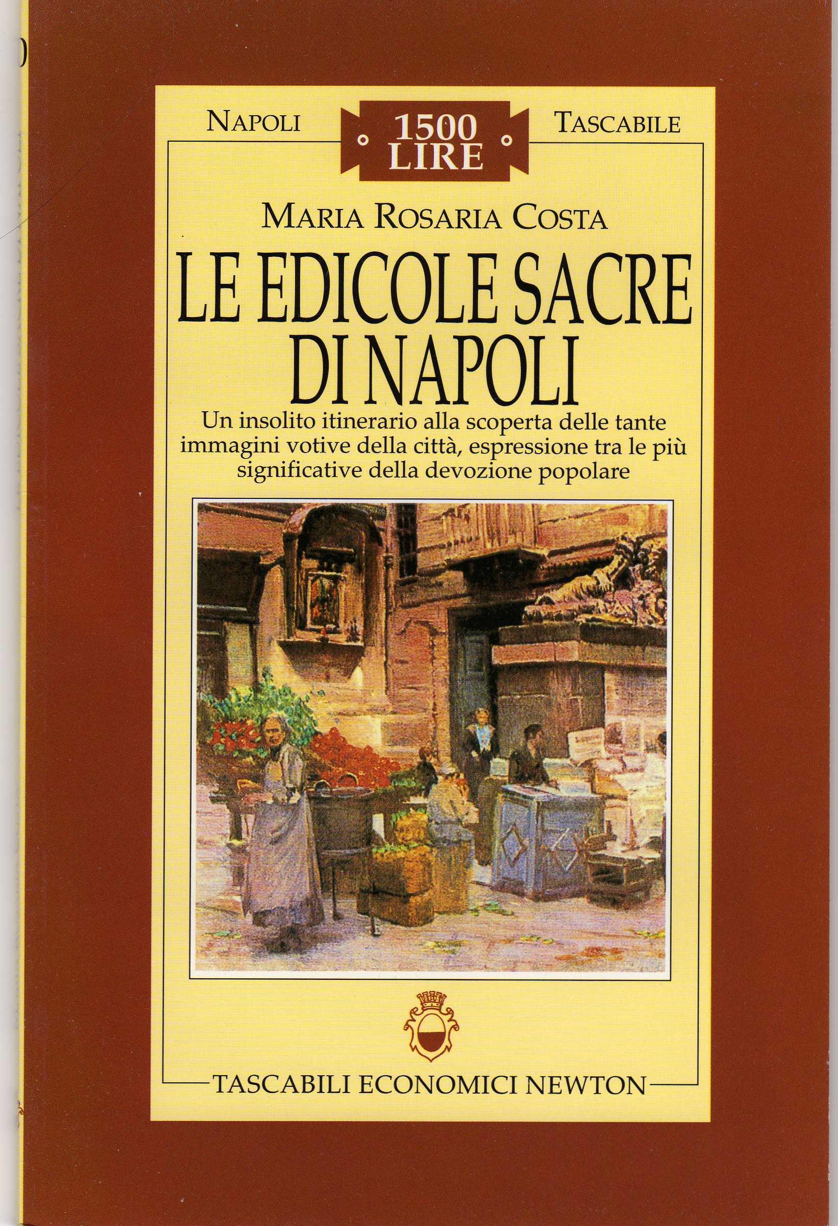 Le edicole sacre di Napoli