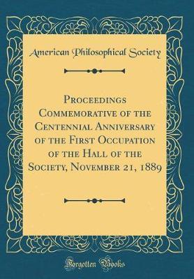Proceedings Commemor...