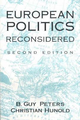 European Politics Reconsidered