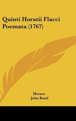 Quinti Horatii Flacci Poemata (1767)