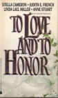 To Love and to Honor