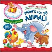 Imparo con gli animali. Ediz. illustrata