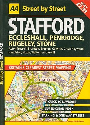 Stafford, Eccleshall, Penkridge, Rugeley, Stone