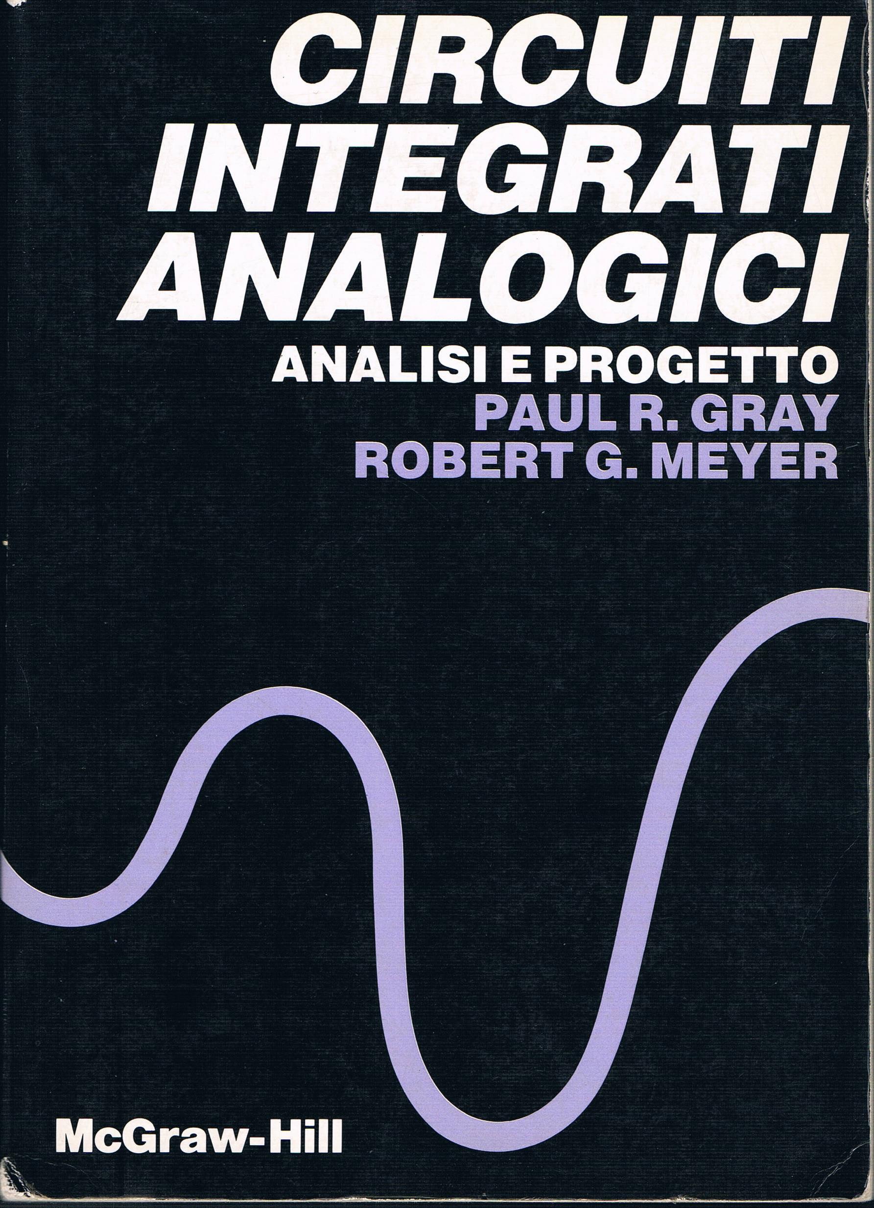 Circuiti integrati analogici