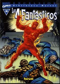 Biblioteca Marvel: Los 4 Fantásticos #30 (de 32)