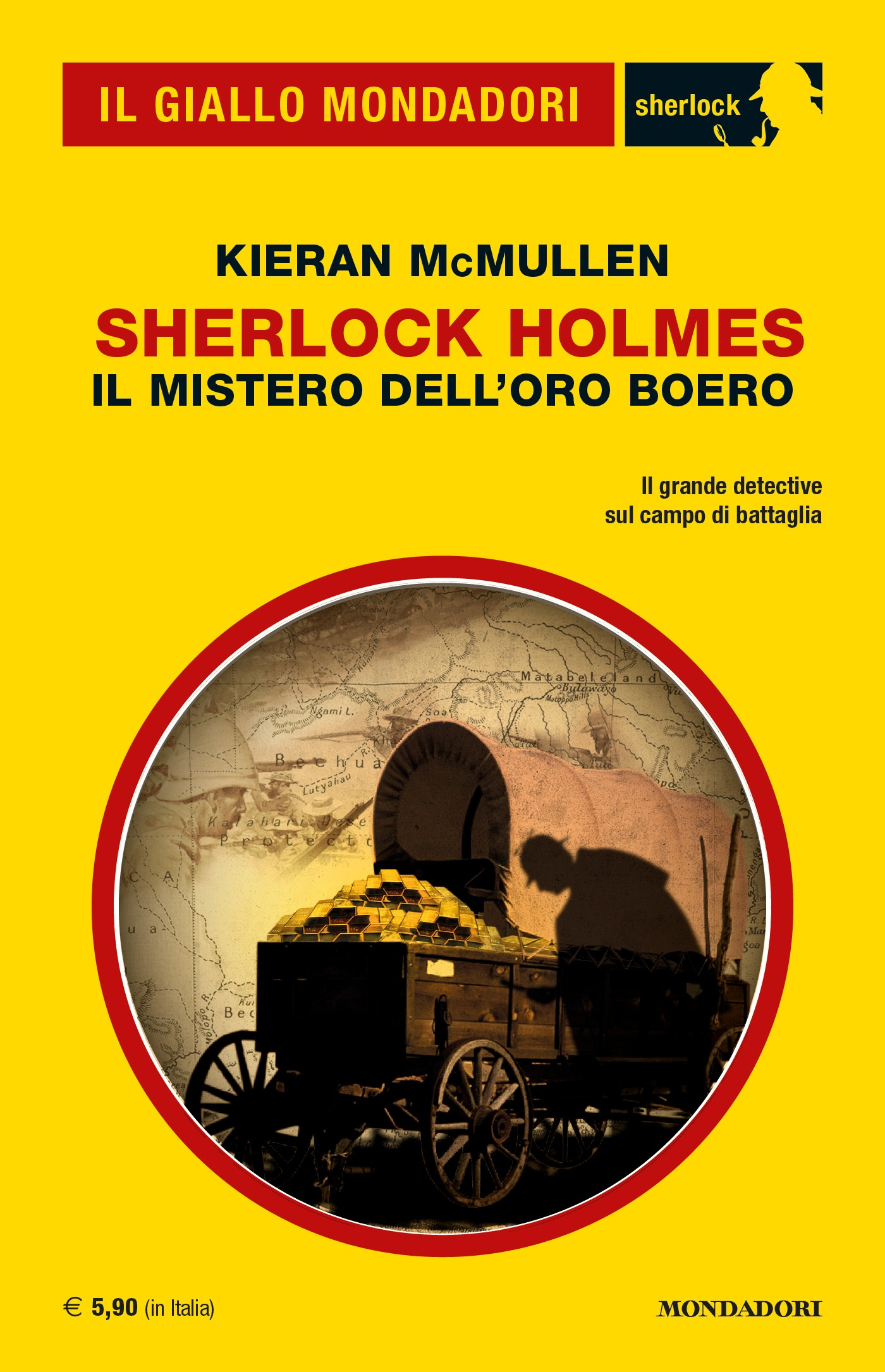 Sherlock Holmes, il mistero dell'oro boero