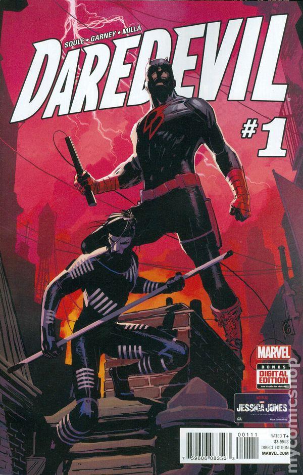 Daredevil Vol.5 #1