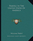 Travels in the United States of Americ
