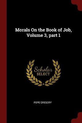 Morals on the Book o...