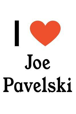 I Love Joe Pavelski