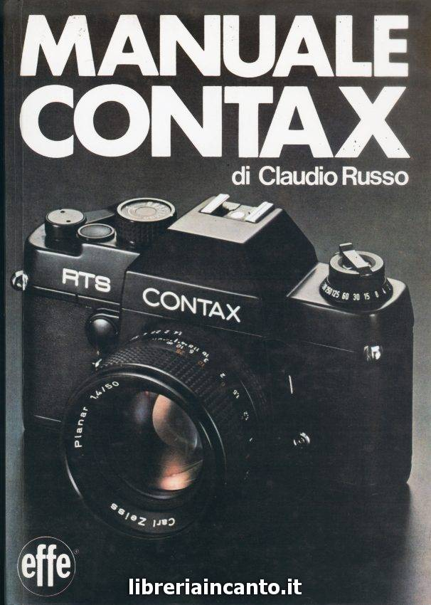 Manuale Contax