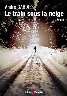 Le train sous la neige