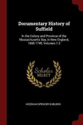 Documentary History of Suffield