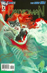 Batwoman Vol.2 #2